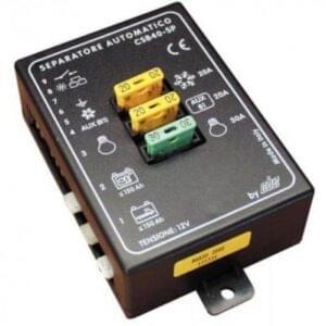 Separador Bateria CBE 40 SP 12V 70A