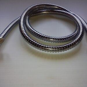 Bicha Chuveiro Metal 150mm 1/2-1/2