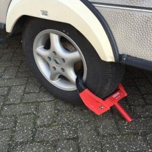 Sistema Anti-roubo para Roda