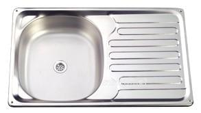 Lava-Loiça Inox 650x400mm