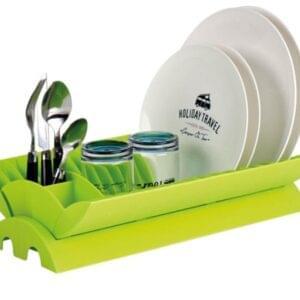 Escorredor Dobrável Verde