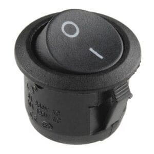 Interruptor Redondo Universal 12V