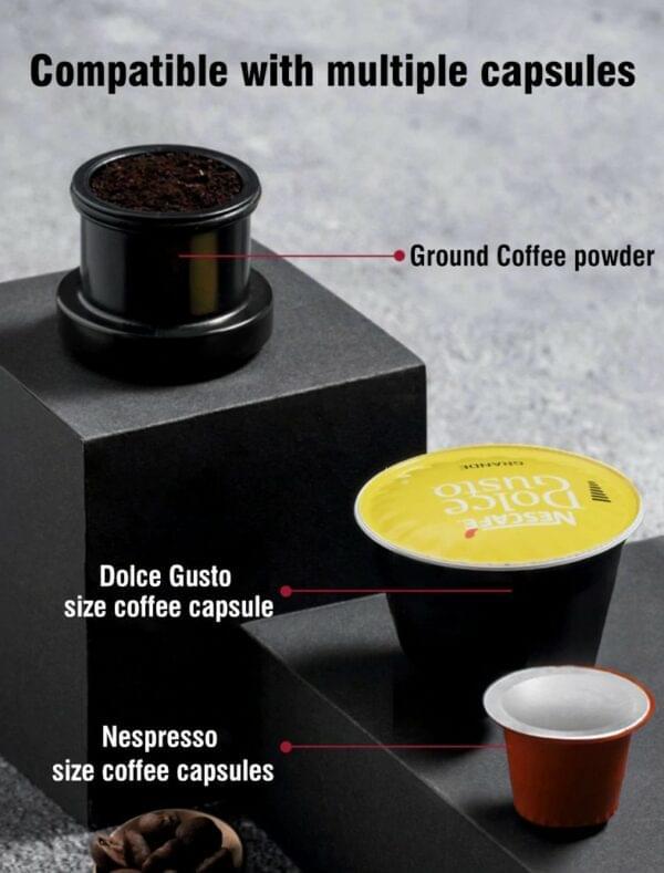 Máquina de Café Expresso Incasa