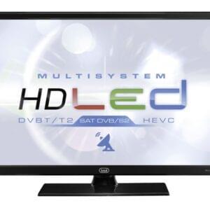"""TV LED HD 24"""" 12V TREVI"""